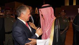 ملك الأردن يغادر الكويت بعد زيارة أخوية