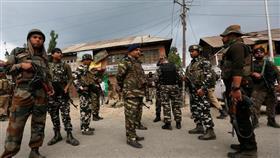 مقتل 4 عسكريين هنود في هجوم بقذائف الهاون بإقليم كشمير