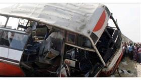مصرع 16 شخصًا وإصابة 20 في حادث سير بالهند