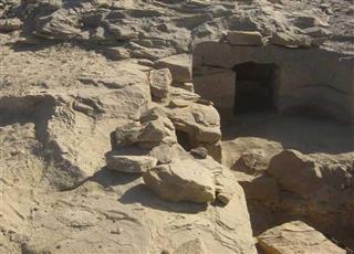 مصر: اكتشاف موقع أثري جديد بمحافظة أسوان