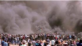 استشهاد فلسطيني متأثرا بجراح أصيب بها على حدود غزة