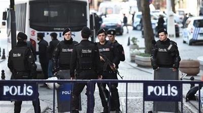 تركيا: اعتقال 18 شخصاً يشتبه بانتمائهم لتنظيم داعش
