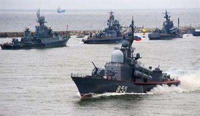 البحرية الروسية في حالة تأهب قصوى لحماية «كأس العالم»