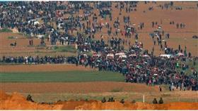 دعوات فلسطينية لصلاة العيد على حدود غزة
