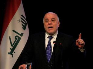 رئيس وزراء العراق السابق حيدر العبادي