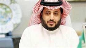 تركي آل الشيخ لرئيس «يويفا»: اسأل صديقك
