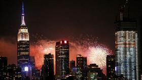 احتفالات وألعاب نارية ضخمة في أمريكا بمناسبة «عيد الاستقلال»