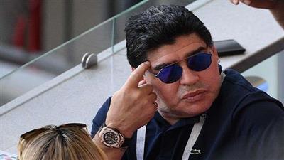 الفيفا يرد على مارادونا بعد تعليقات «السرقة»
