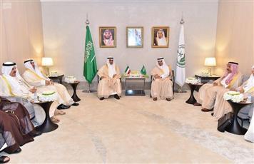 اللجنة الأمنية العليا السعودية الكويتية تبحث سبل تعزيز التعاون الثنائي