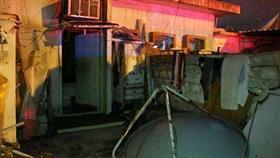 إنقاذ 6 أشخاص من حريق منزل في خيطان