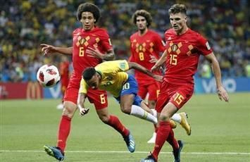 مدرب بلجيكا: تحلينا بالشجاعة أمام البرازيل