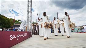 افتتاح مجلس قطر في روسيا تعريفا بمكانتها رياضيا استعدادا لمونديال 2022 في الدوحة