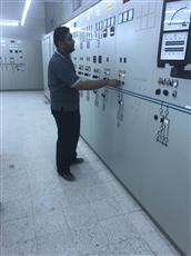 خلل بمحطة التحويل الرئيسية بالعارضية تسبب في انقطاع التيار الكهربائي بالمنطقة