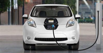 سيارة كهربائية