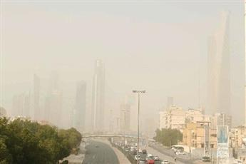 «الأرصاد»: طقس شديد الحرارة مع غبار.. والعظمى 48