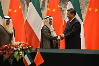 الرئيس الصيني: سمو أمير الكويت صديق حميم للشعب الصيني