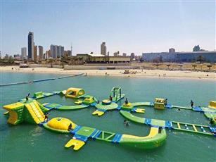 «شاطئ الشمس».. سياحة تثير السخرية