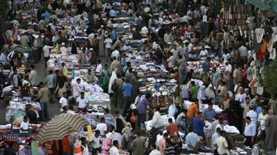 ارتفاع التضخم في مصر بنحو 14% في يونيو الماضي