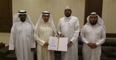 توقيع مذكرة تفاهم بين كلية الشريعة والدراسات الإسلامية ونظيرتها في الجامعة الإسلامية بالصومال