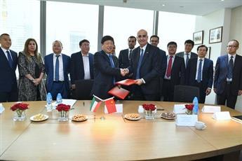اتفاقية تعاون مشترك مع مجموعة مصافي «شاندونق» الصينية لتسويق نفط الكويت