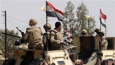 مصر: مقتل 11 إرهابياً في العريش