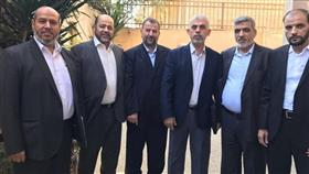 وفد من حركة حماس يزور القاهرة تلبية لدعوة مصرية