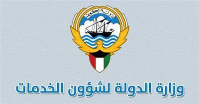 وزارة الدولة لشؤون الخدمات