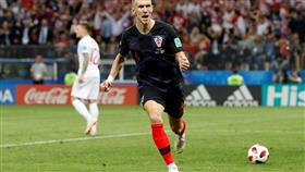 مانزوكيتش يقود كرواتيا إلى نهائي كأس العالم على حساب إنجلترا