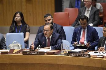 الكويت: سنواصل دعم مساعي الامم المتحدة للتصدي لتحديات التغير المناخي