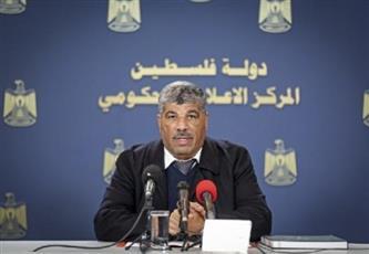وليد عساف رئيس هيئة مقاومة الجدار والاستيطان الفلسطينية