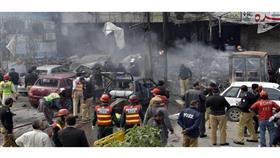 باكستان.. 128 قتيلا في استهداف تجمع انتخابي