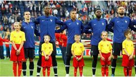 التشكيلة المثالية لكأس العالم 2018