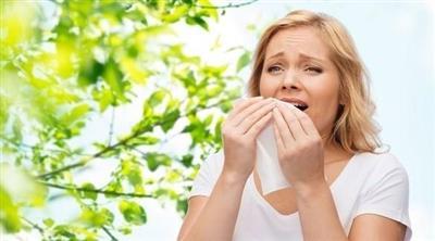 حساسية الأنف قد تُضعف حاسة الشم