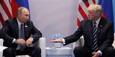 الحزب الديمقراطي: أداء ترامب في «هيلسنكي» يدل على امتلاك بوتين شيئا ضده