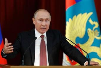 بوتين: القوى المعارضة لروسيا في أمريكا.. قوية جدًا