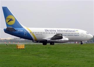 مصر.. هبوط اضطراري لطائرة أوكرانية في منطقة زراعية