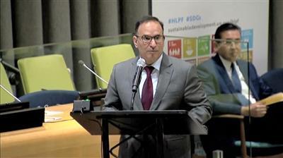 الكويت: مؤمنون بتحقيق جدول أعمال التنمية المستدامة 2030