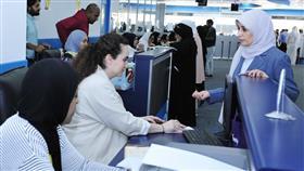 استمرار عملية تسجيل الطلبة المستجدين بجامعة الكويت للفصل الدراسي الأول 2018-2019