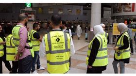 أصدقاء المطار.. مبادرة تبرز دور الشباب الكويتيين في نشر ثقافة التطوع