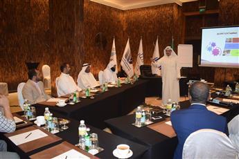 «مسار» ينظم ورشة عمل تدريبية لأعضاء المكتب التنفيذي لجمعية ملتقى الكويت الخيري