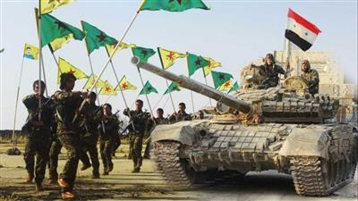 اتفاق بين «سوريا الديمقراطية» وحكومة النظام السوري على وضع نهاية للحرب