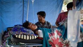 ارتفاع حصيلة ضحايا زلزال إندونيسيا لـ14 قتيلاً و160 مصاباً