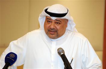 الأمين العام للامانة العامة للمجلس الاعلى للتخطيط والتنمية الكويتي الدكتور خالد مهدي