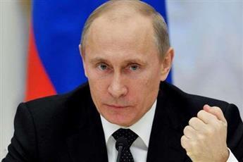 بوتين: البحرية الروسية جاهزة لمواجهة أصعب التحديات