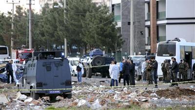 مقتل امرأة وطفلها في تفجير لمتمردين أكراد شرقي تركيا