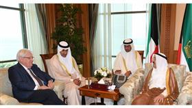 المبعوث الأممي لليمن: سمو أمير الكويت مصدر إلهام لنا جميعا