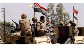 الجيش المصري: مقتل 52 تكفيرياً في عملية سيناء