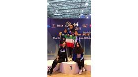 فتيات الـ «فيغر» يضفن 5 ميداليات لرصيدهن