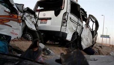 مصر.. مصرع وإصابة 4 في تصادم سيارات على طريق القاهرة - إسكندرية
