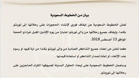 الخطوط السعودية تُوقف جميع رحلاتها من وإلى كندا